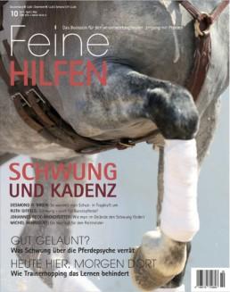 Feine Hilfen Ausgabe 10 Cover