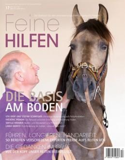 Feine Hilfen Ausgabe 17 Cover
